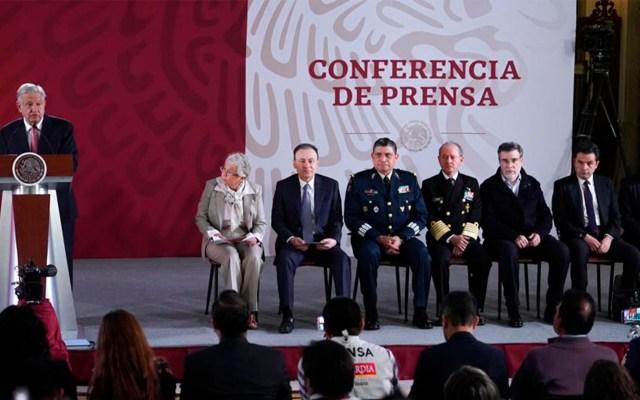 Gobierno presume tres reformas constitucionales - Foto de @JesusRCuevas