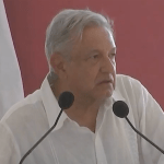 Mensaje de López Obrador por conmemoración de los 500 años de la Batalla de Centla - Captura de pantalla