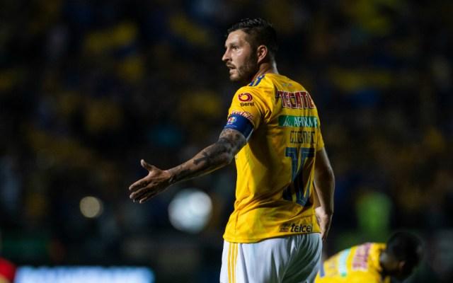 Gignac se pierde el partido contra América - Foto de Mexsport