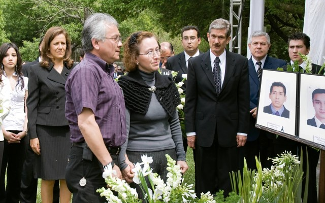 Disculpa del gobierno más que júbilo genera preocupación: exrector del Tec - rafael rangel asesinato jorge y javier disculpas