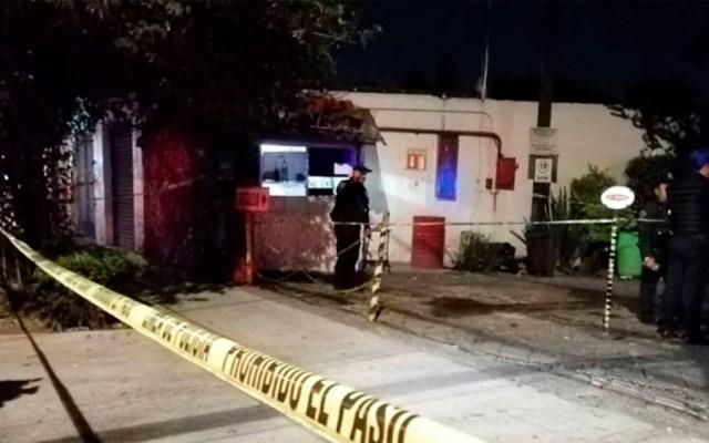 Investigan homicidio de policía en Coyoacán - Foto de Excélsior