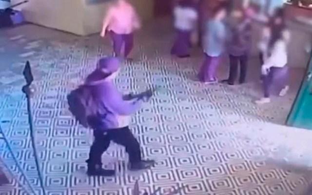 Difunden video de ataque en escuela de Brasil