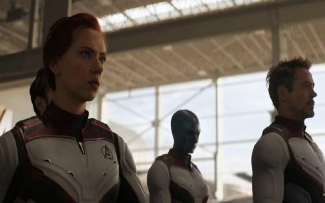 #Video Llega nuevo tráiler de Avengers: Endgame - Escena del tráiler. Captura de pantalla
