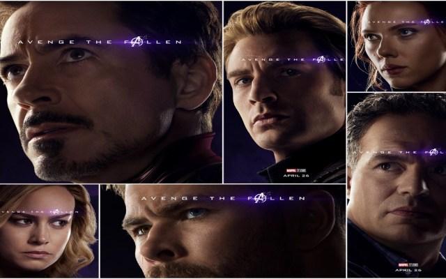 Marvel lanza 32 imágenes oficiales de Avengers: Endgame - Avengers: The Fallen. Foto de Marvel