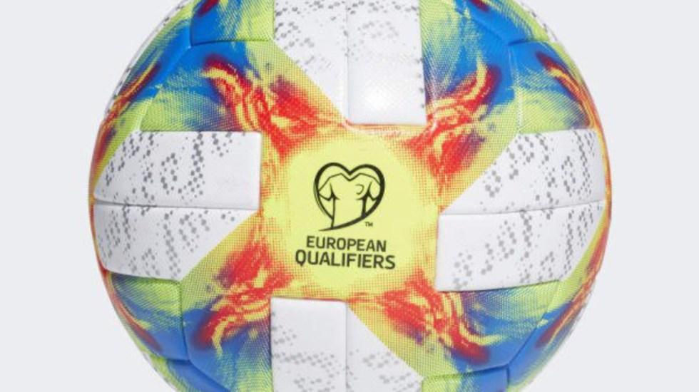 El balón que se utilizará en las eliminatorias de la Euro 2020 - balón eliminatorias euro 2020