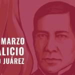 Imjuve se equivoca sobre el origen étnico de Benito Juárez - Ilustración de Benito Juárez en conmemoración de su natalicio. Foto de @bienestarmx