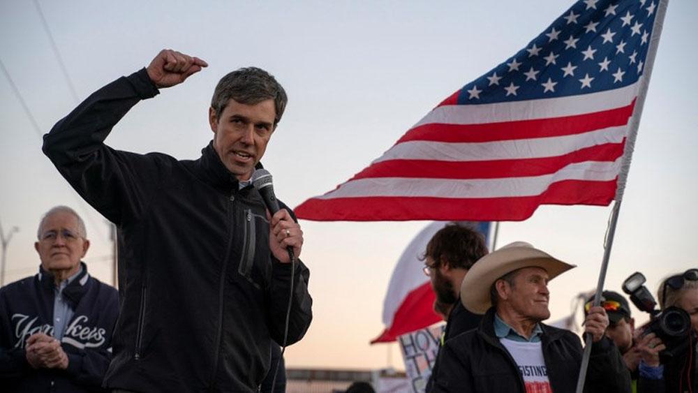 El demócrata BetoO'Rourke anuncia candidatura presidencial para 2020 - Foto de AFP