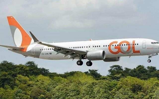 Aerolínea brasileña Gol suspende operaciones de sus Boeing 737 MAX 8 - Foto de @thy_ago1