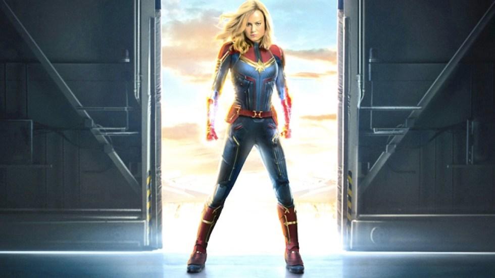 'Capitana Marvel', película de una superheroína con mejor estreno - Foto de Marvel