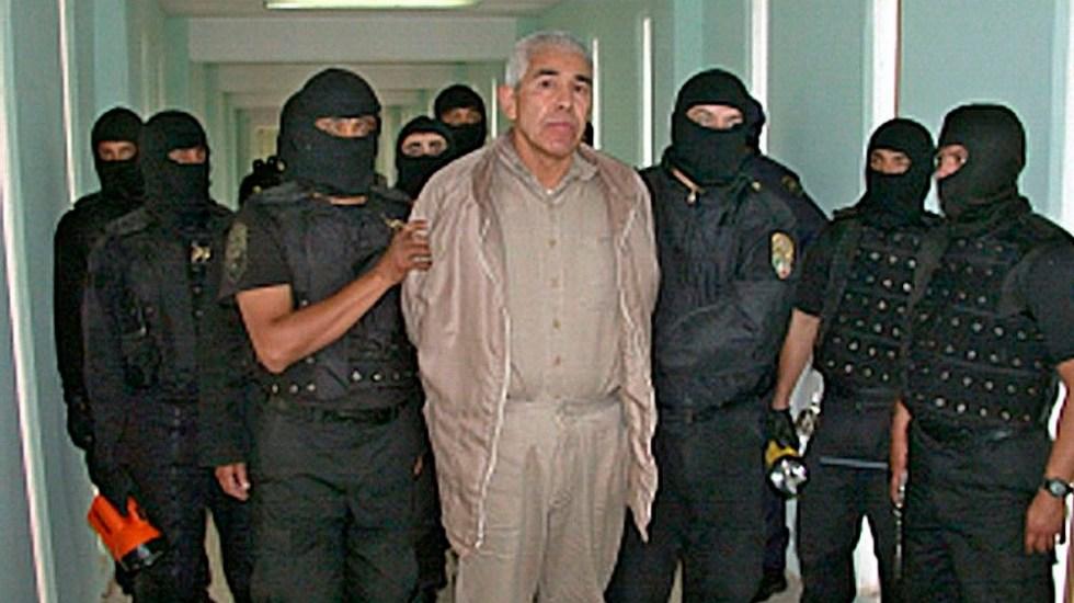 Caro Quintero logra aplazar por segunda ocasión extradición a EE.UU. - Foto de Cuartoscuro