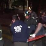 Atropellan a policía en carrera clandestina en Patriotismo - carrera