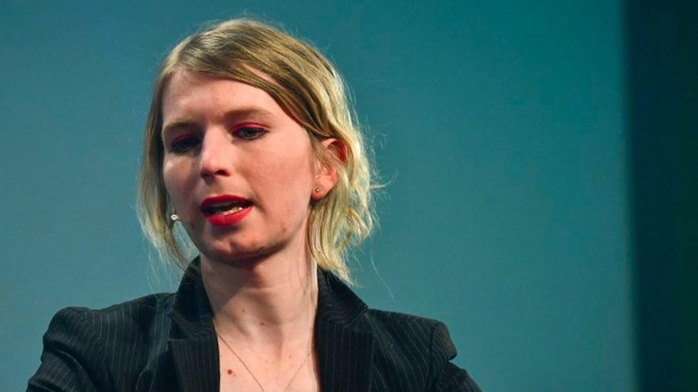 Detienen a Chelsea Manning por negarse a testificar - Foto de AFP