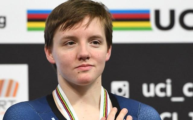 Ciclista olímpica de Estados Unidos se suicida a los 23 años - Foto de AFP