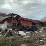 Ciclón Idai dejó más de 160 muertos en Mozambique y Zimbabue - ciclón idai muertos