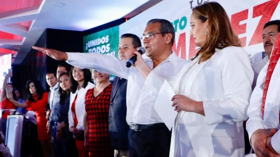 Ruiz Massieu llama a la unidad en el PRI para ganar elección en Puebla - PRI