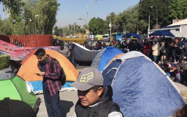 Estamos preparados para la represión: CNTE - Foto de @MissArana_