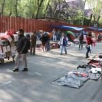 CNTE anuncia retiro de plantón en San Lázaro - Foto de Notimex