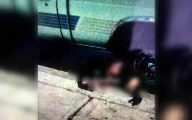 Asesinan a comerciante de Tepito en la Santa María la Ribera - Foto de @C4jimenez