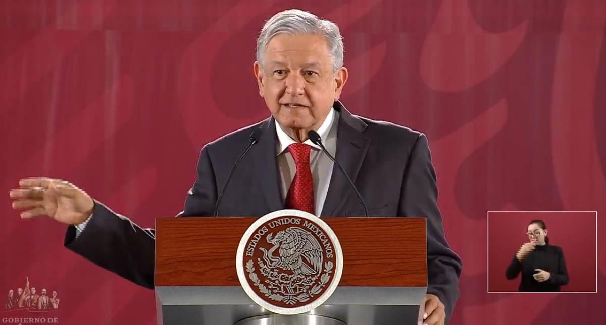 Desafía López Obrador a contratistas petroleros