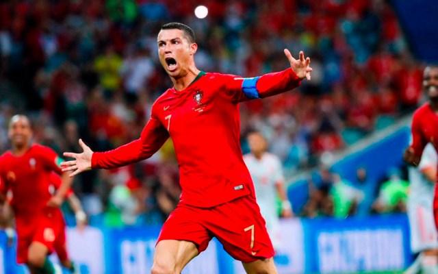 Cristiano Ronaldo regresa a la selección de Portugal tras nueve meses - Foto de @selecaoportugal
