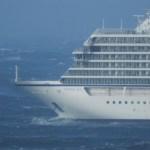 Evacuan a mil 300 pasajeros de un crucero en costas noruegas por avería - Foto de AFP