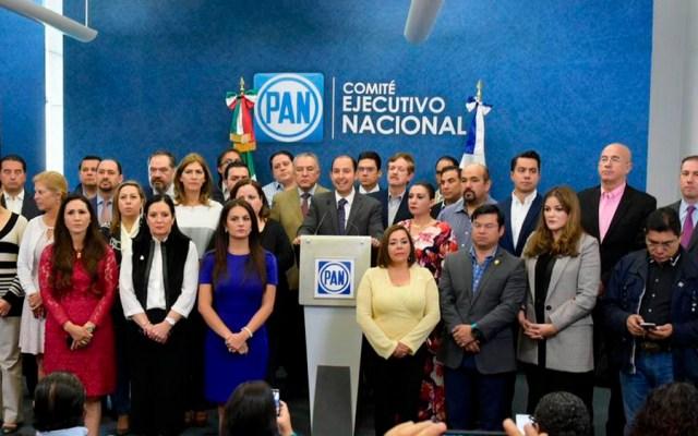 PAN pide remover a Muñoz Ledo como presidente de la Cámara de Diputados - Foto de @diputadospan