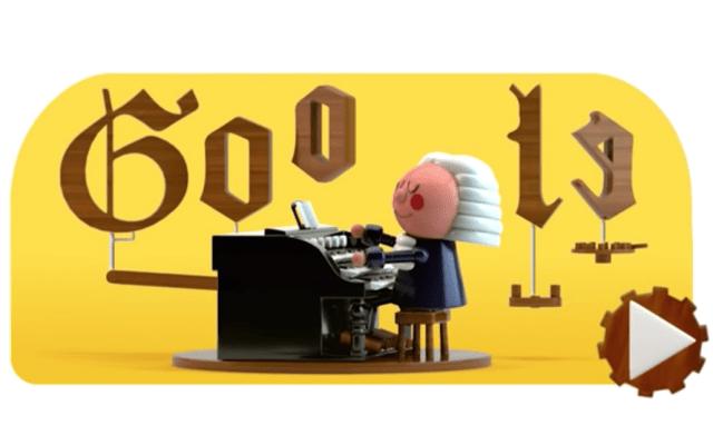 Doodle e Inteligencia Artificial permiten crear composiciones como Bach - Foto de Google