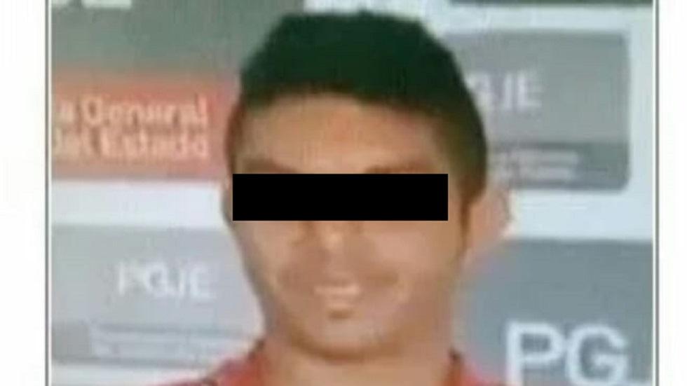 Dan formal prisión a 'zeta' por desapariciones en Piedras Negras - Francisco Javier, alias 'El Tucán'. Foto de @FiscaliaDesaparecidosCoahuila