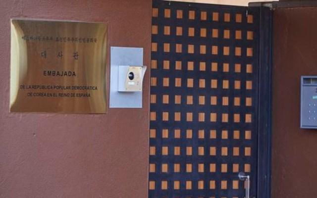 Disidentes norcoreanos habrían asaltado embajada en Madrid - Foto de EP