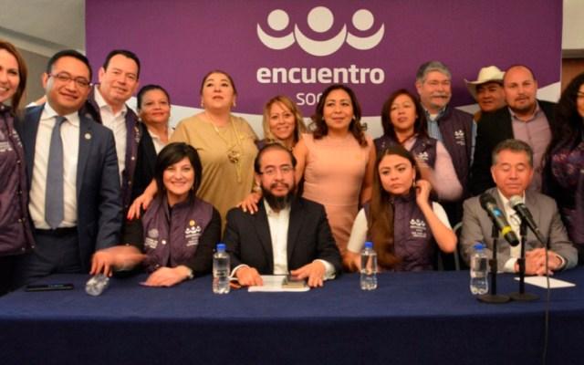 PES acusa golpeteo político para impedir que recupere registro - Foto de @hugoericflores