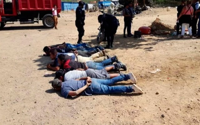 Muere menor tras enfrentamiento en Oaxaca - Foto Especial