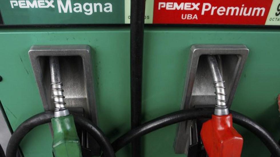SHCP sube estímulo a la gasolina Magna hasta 15.72 por ciento - estímulos gasolinas combustibles
