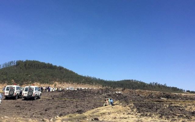 """Piloto de Ethiopian reportó """"dificultades"""" y pidió regresar - Foto de @CGTNOfficial"""