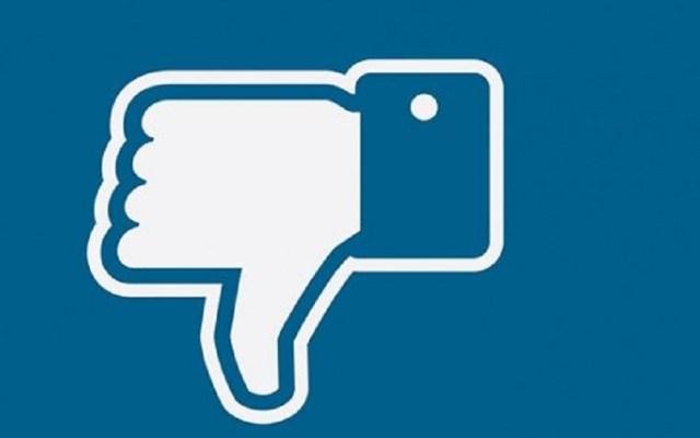 Fallan Facebook e Instagram a nivel mundial - Facebook se cae. Foto Especial