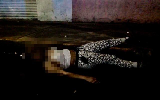 PGJ investiga feminicidio en la colonia Peralvillo - Foto de @JerrxG13
