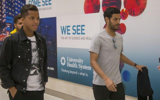 El Galaxy se va a arrepentir de dejar ir a Giovani: Carlos Vela - giovani dos santos carlos vela