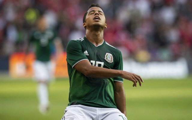 Descartan llegada de Giovani dos Santos al América - Foto de Mexsport