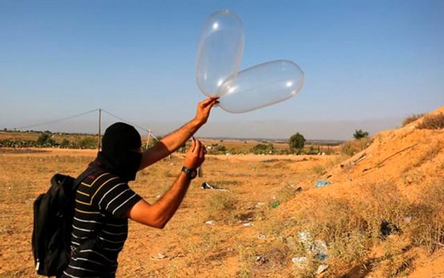 Israel bombardea Gaza tras detectar globos con explosivos - Foto de Flash90