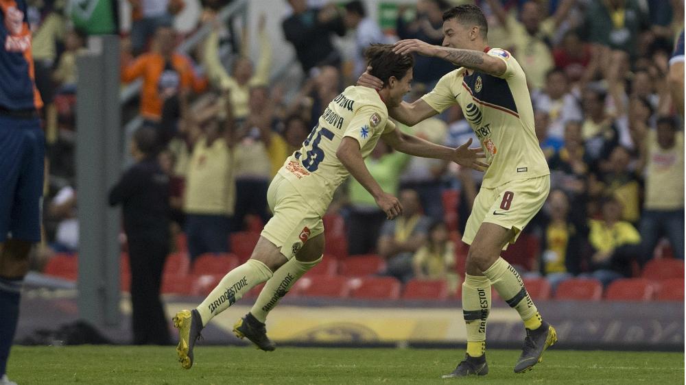 Logran Águilas agónico triunfo sobre el Puebla