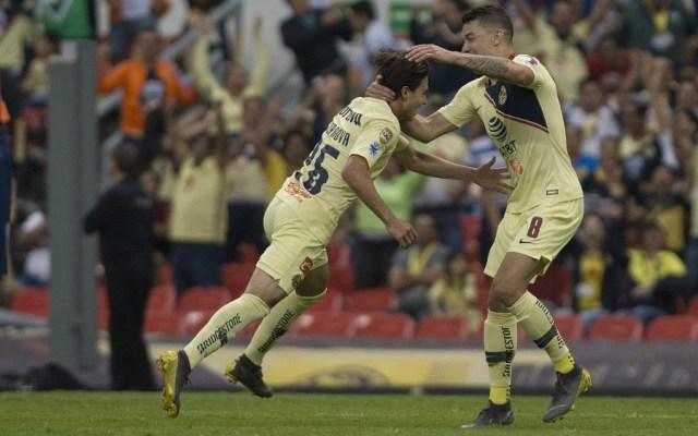 América juega mal, pero logra vencer al Puebla - Foto de Mexsport