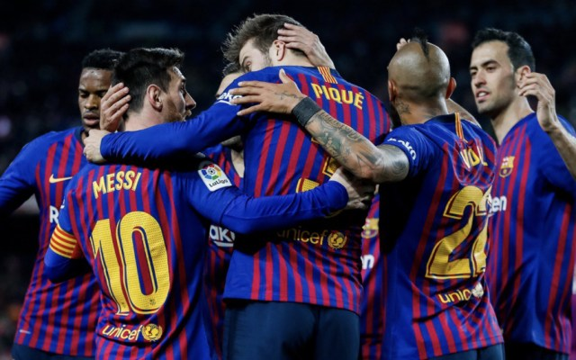 Barcelona remonta ante el Rayo y ya piensa en el Lyon - Foto de FC Barcelona