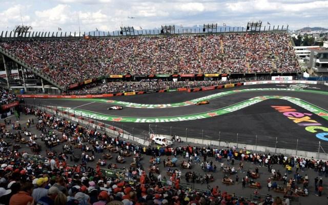 GP de la Ciudad de México se suma a Unidad Temporal COVID-19 - Gran Premio de México. Foto de @mexicogp