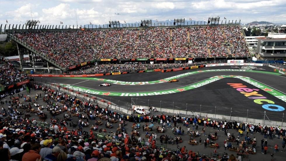 Fórmula 1: GP de México ya tiene fecha para 2022 - GP México Formula 1