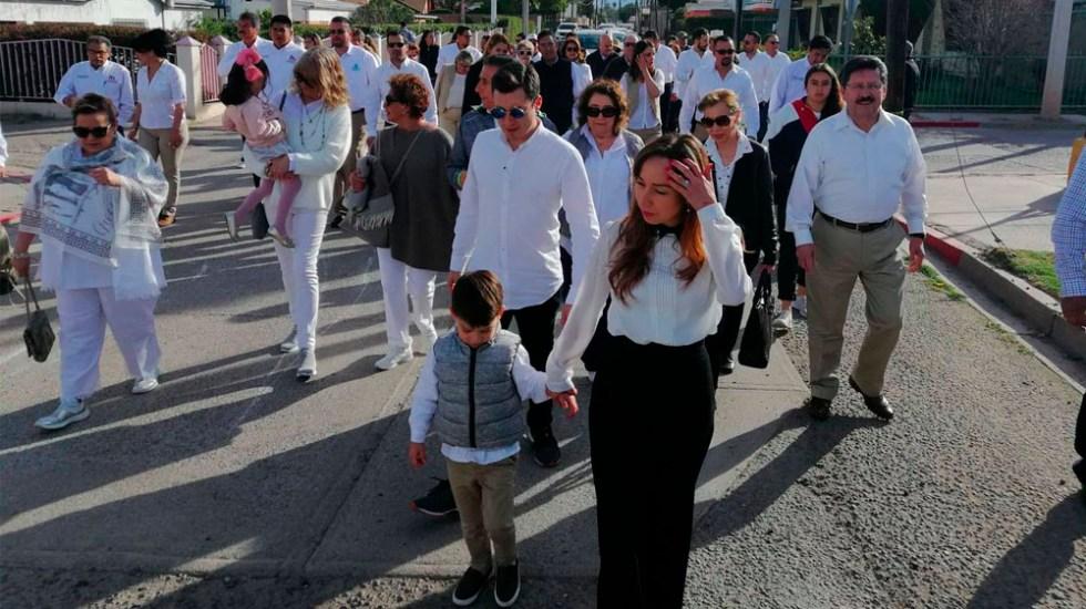 Conmemoran en Sonora 25 años del asesinato de Colosio - Foto de Eduardo López