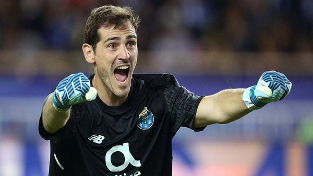 Iker Casillas se declara fiel aficionado del Cruz Azul