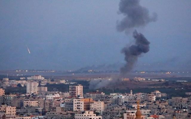 Israel ataca varios objetivos en Gaza tras lanzamiento de cohete - Imagen ilustrativa e noviembre e 2018. Foto de Reuters