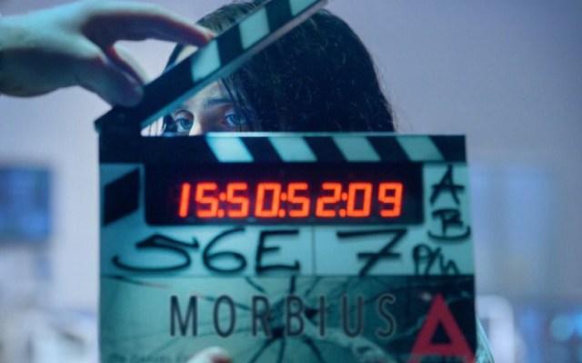 Jared Leto comparte su primera imagen como Morbius - Jared Leto comparte su primera foto como Morbius
