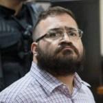 Juez suspende condena y decomisos a Javier Duarte