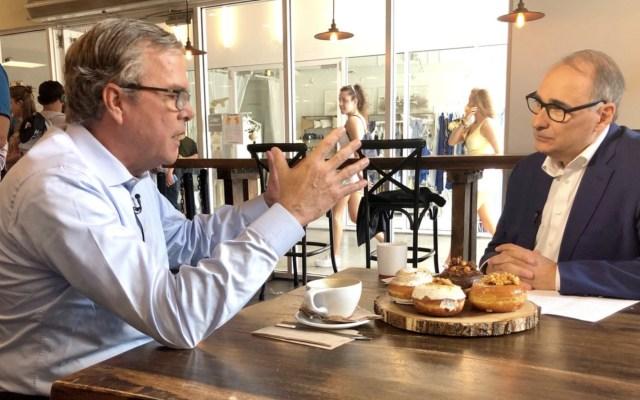 Republicanos deben presentar opción contra Trump: Jeb Bush - Foto de @JebBush