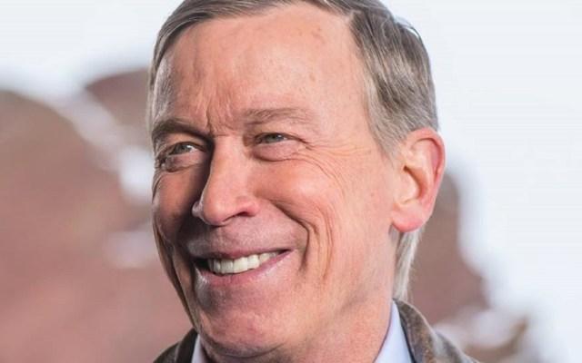 Exgobernador de Colorado se destapa para la Presidencia de EE.UU. - Foto de John Hickenlooper (Facebook)